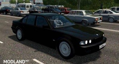 BMW 750i E38 1998 (Boomer) [1.5.9]